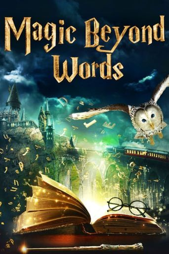 Magic Beyond Words: The J.K. Rowling Story Poster