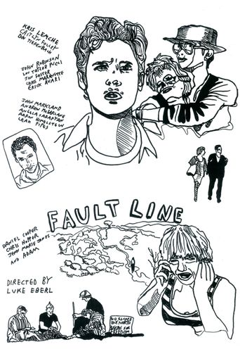 Fault Line Poster