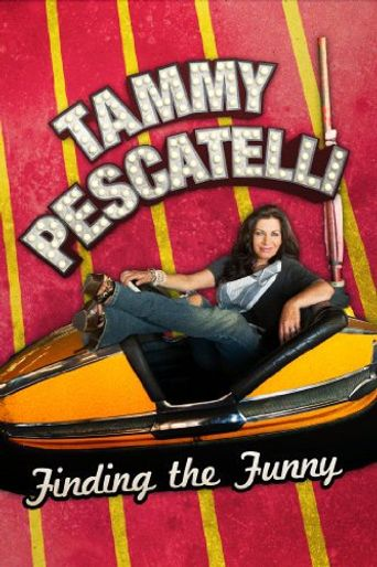 Tammy Pescatelli: Finding the Funny Poster