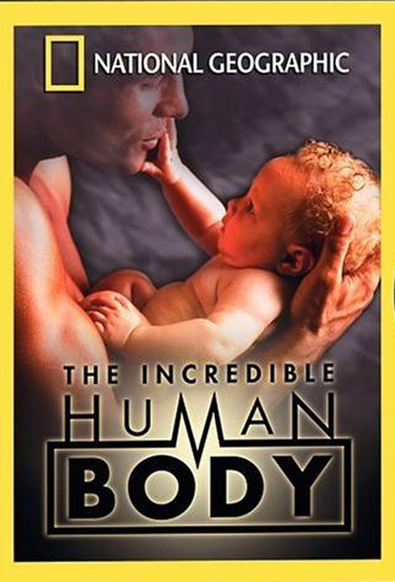 National Geographic: The Incredible Human Body Poster