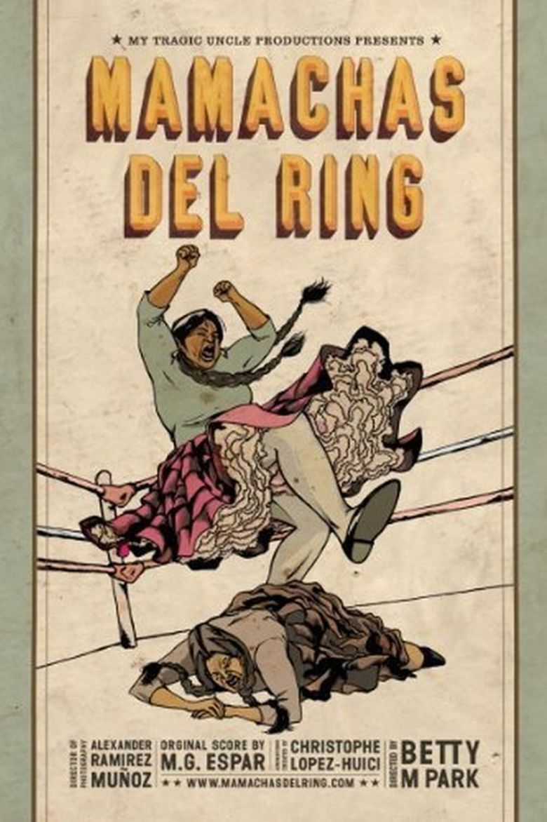 Mamachas of the Ring Poster