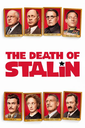 Watch The Death of Stalin