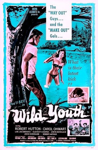 Naked Youth Poster