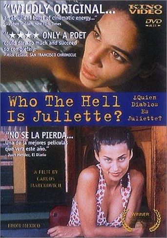 Who the Hell Is Juliette? Poster