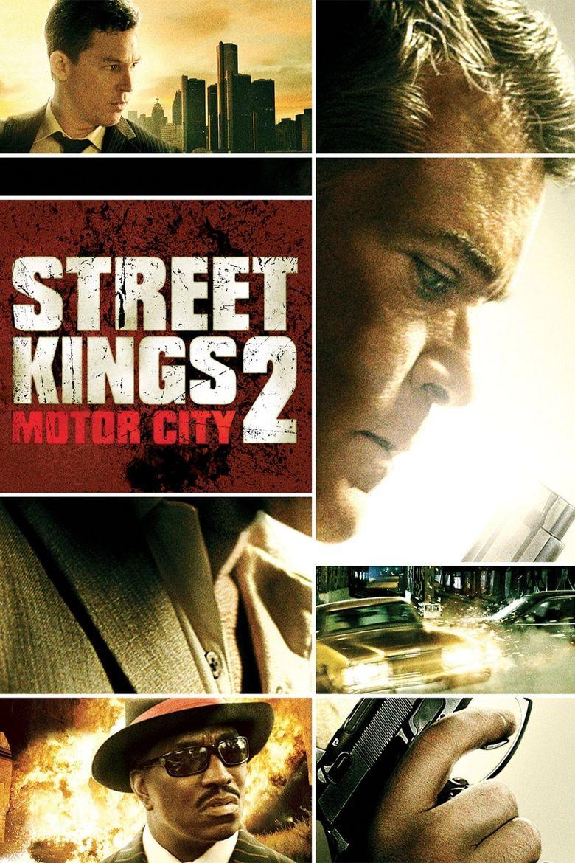 Street Kings 2: Motor City Poster
