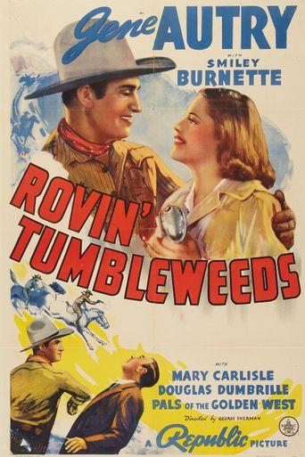 Rovin' Tumbleweeds Poster
