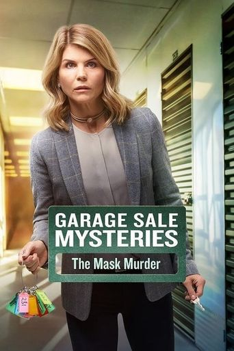 Garage Sale Mystery: The Mask Murder Poster