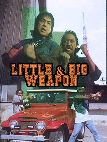 Little & Big Weapon Poster