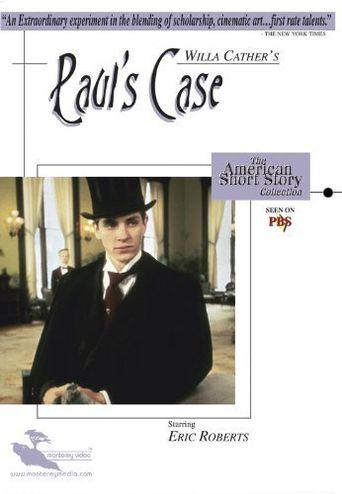 Paul's Case Poster
