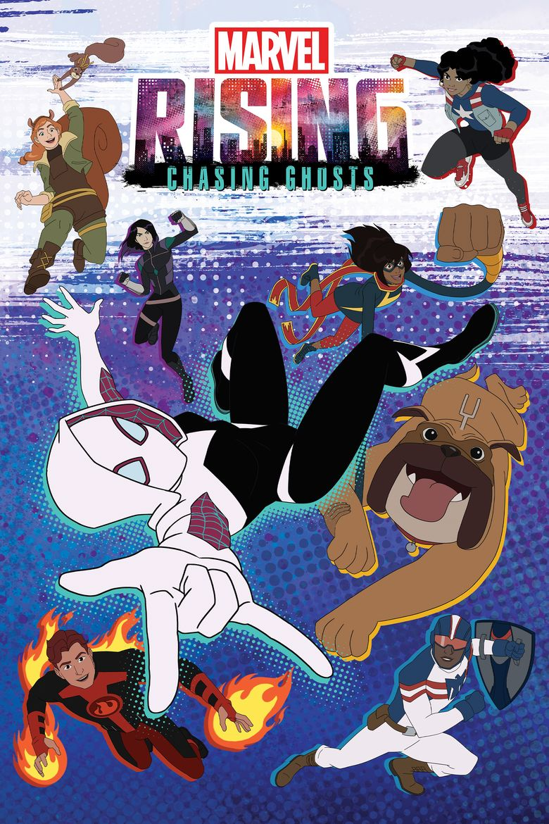 Marvel Rising: Chasing Ghosts Poster