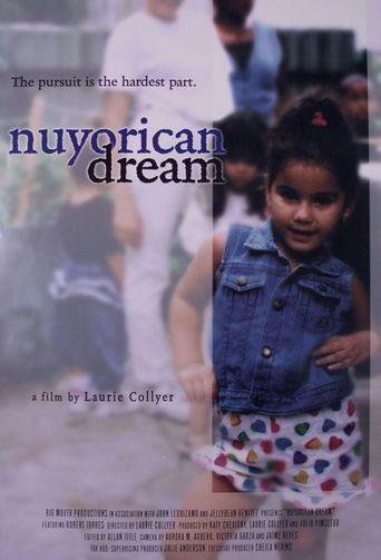 Nuyorican Dream Poster