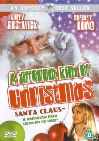 A Different Kind of Christmas Poster