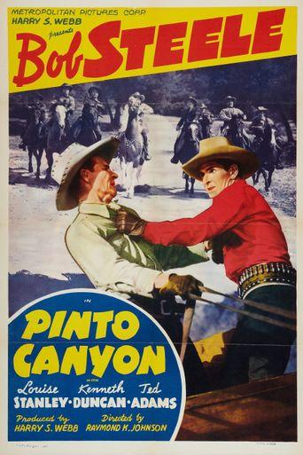 Pinto Canyon Poster