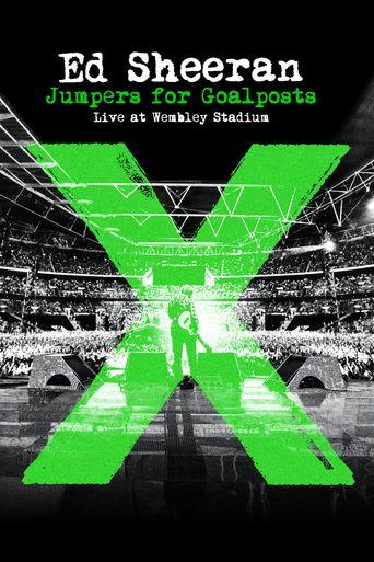 Ed Sheeran - Live At Wembley Stadium Poster