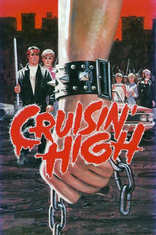 Cruisin' High Poster