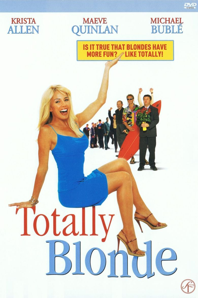Totally Blonde Poster