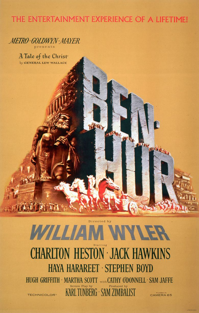 Ben-Hur: The Epic That Changed Cinema Poster