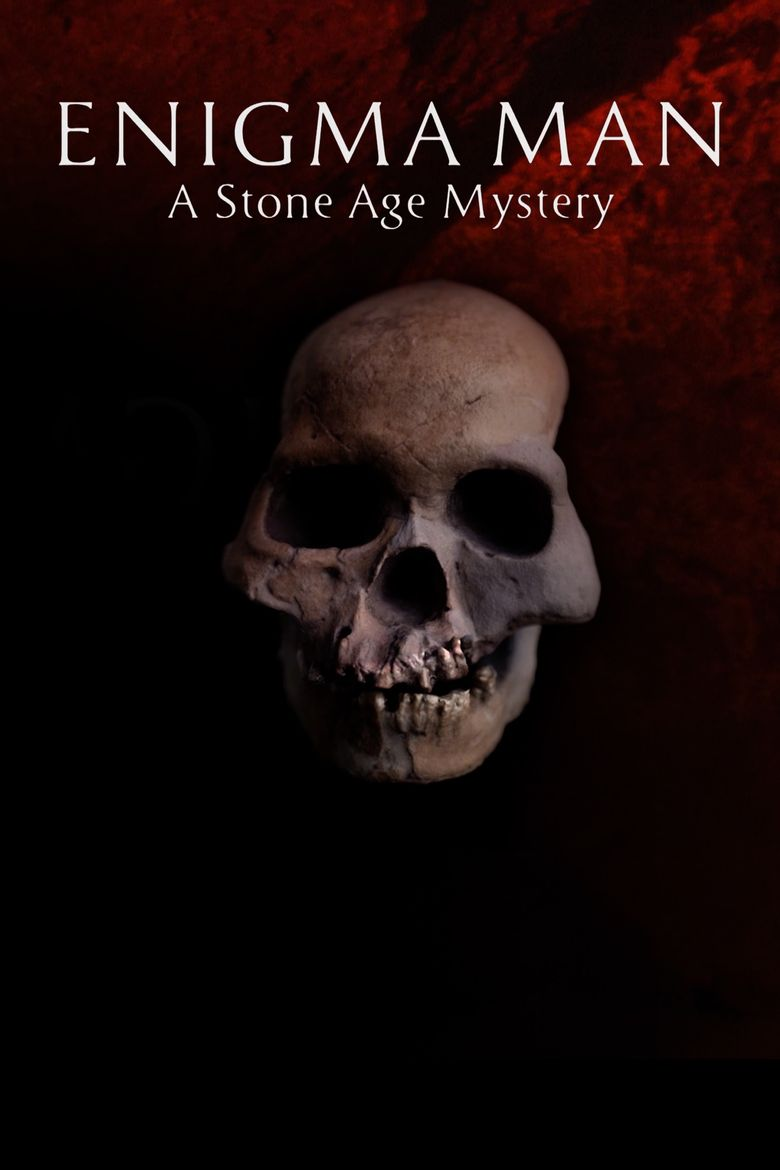Enigma Man: A Stone Age Mystery Poster