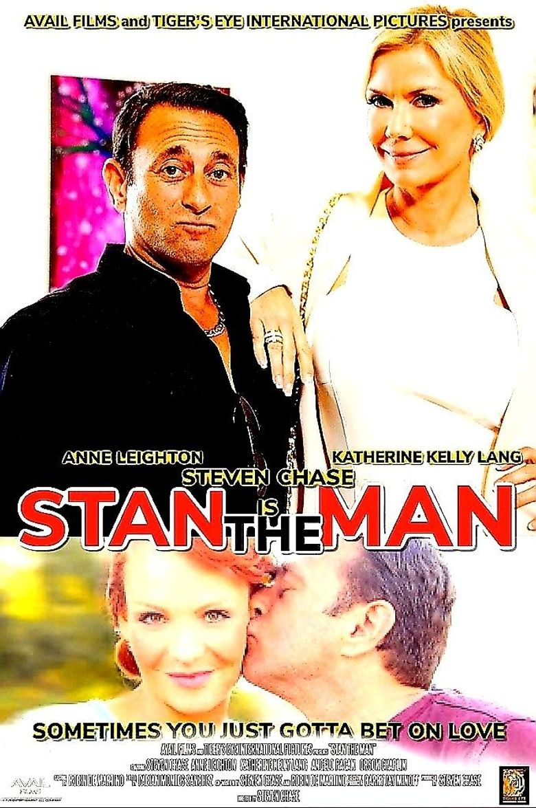 Stan the Man Poster