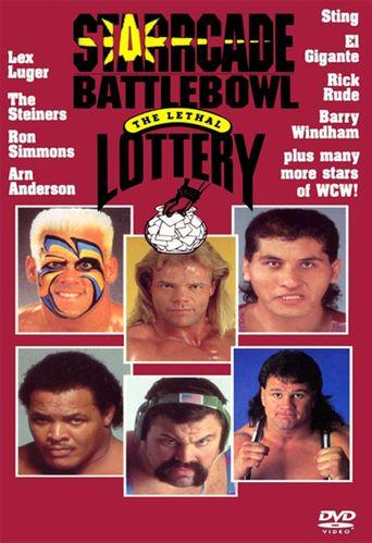 WCW Starrcade '91 Poster