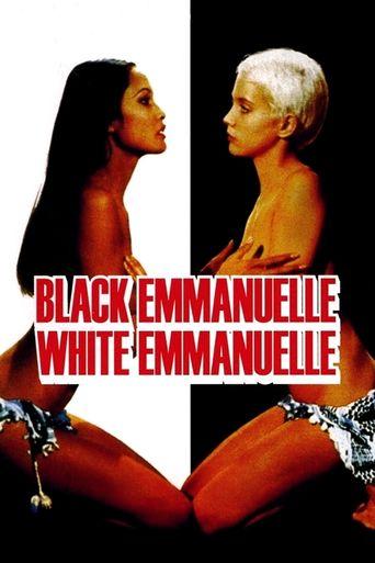 Black Emmanuelle, White Emmanuelle Poster
