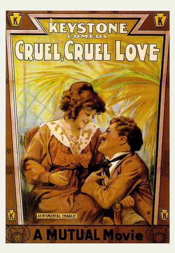 Cruel, Cruel Love Poster