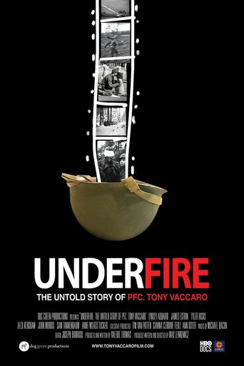 Underfire: The Untold Story of Pfc. Tony Vaccaro Poster