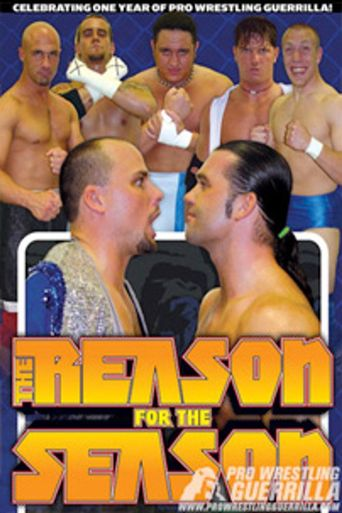 PWG The Reason for the Season Poster