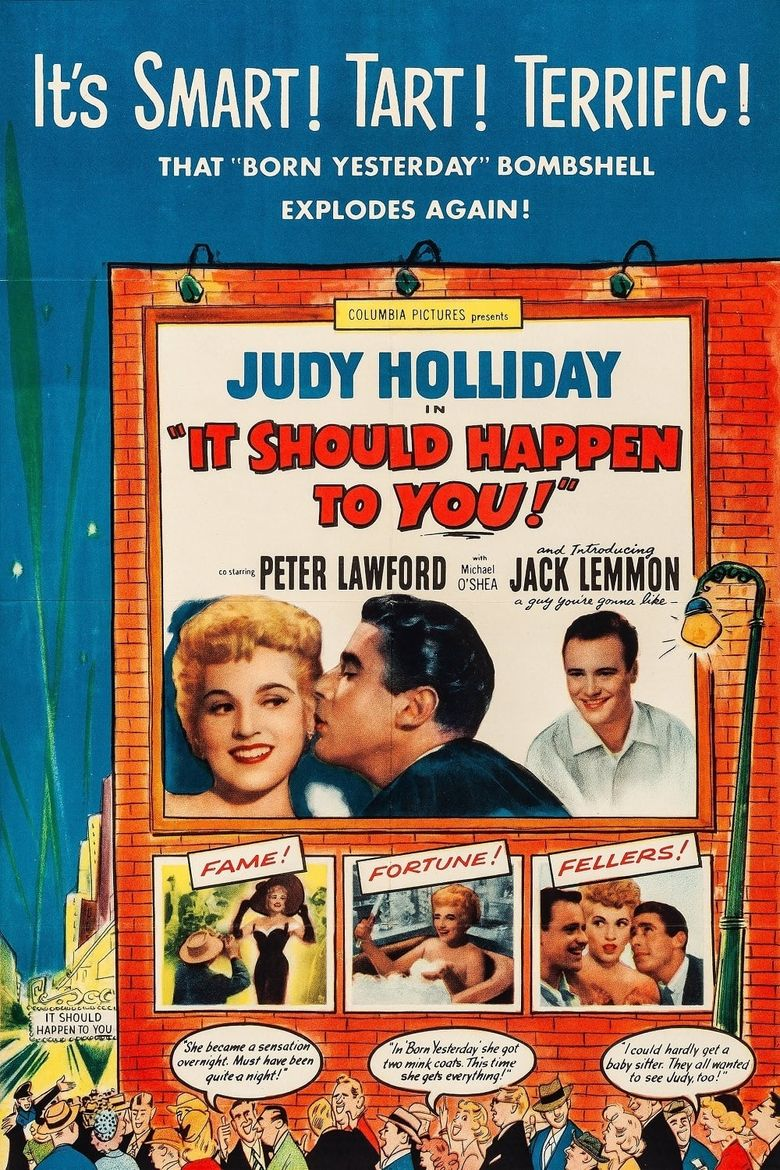 It Should Happen to You Poster