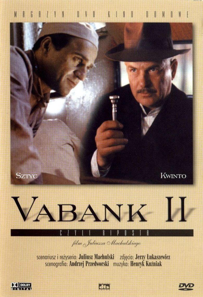 Vabank II Poster