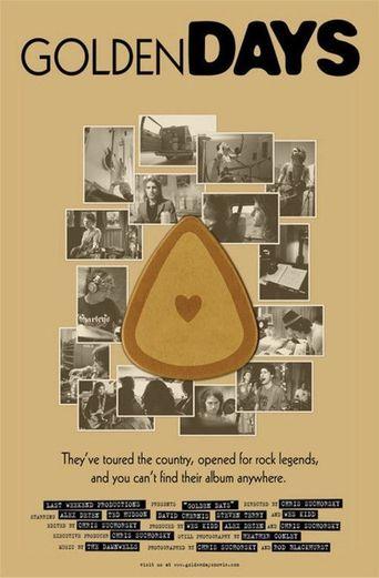 Golden Days Poster