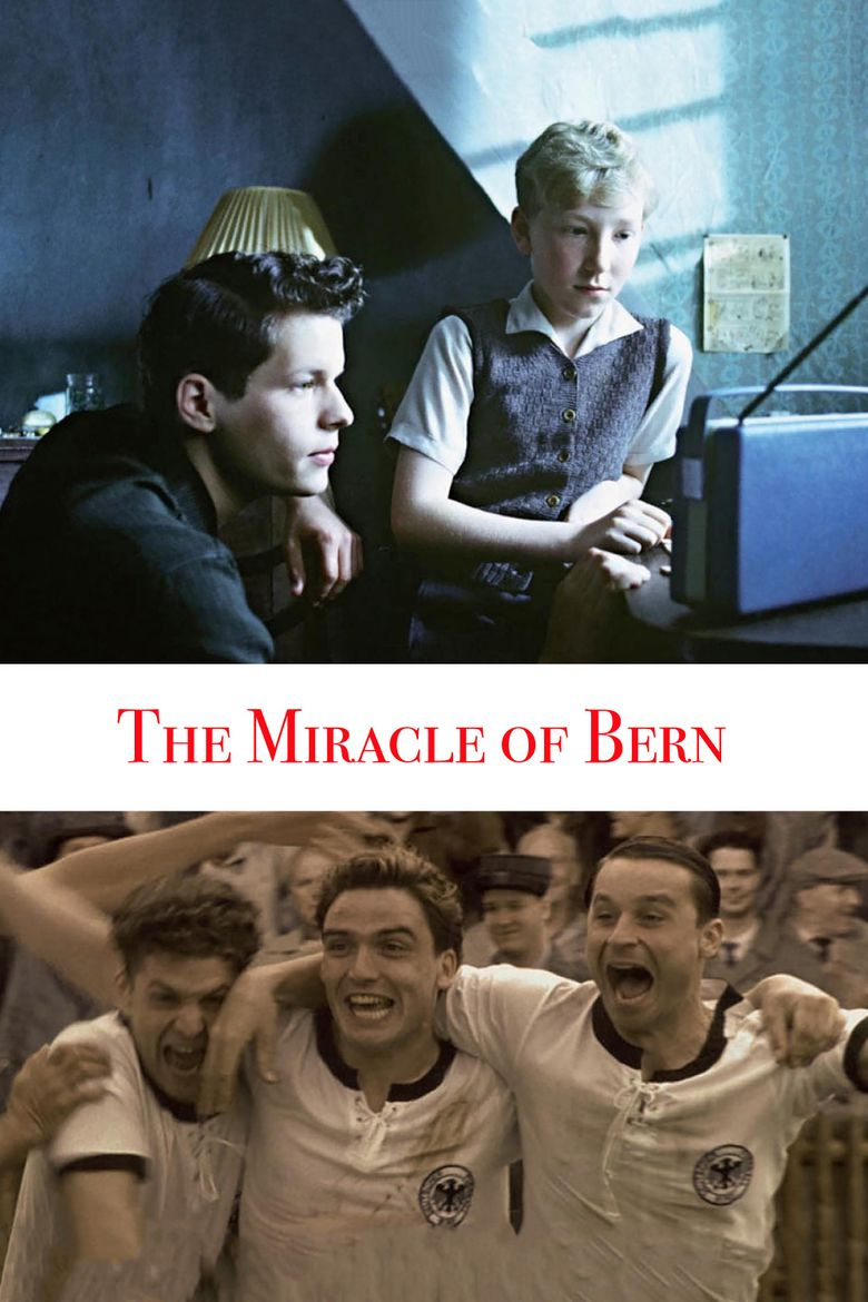 The Miracle of Bern Poster