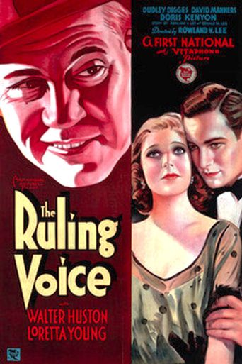 The Ruling Voice Poster