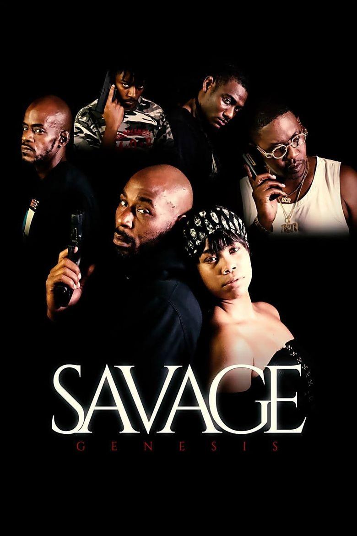 Savage Genesis Poster