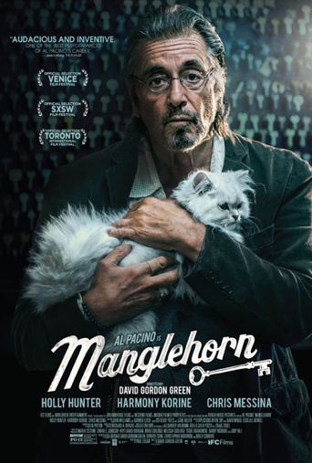 Watch Manglehorn