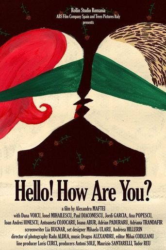 Hello! How Are You? Poster