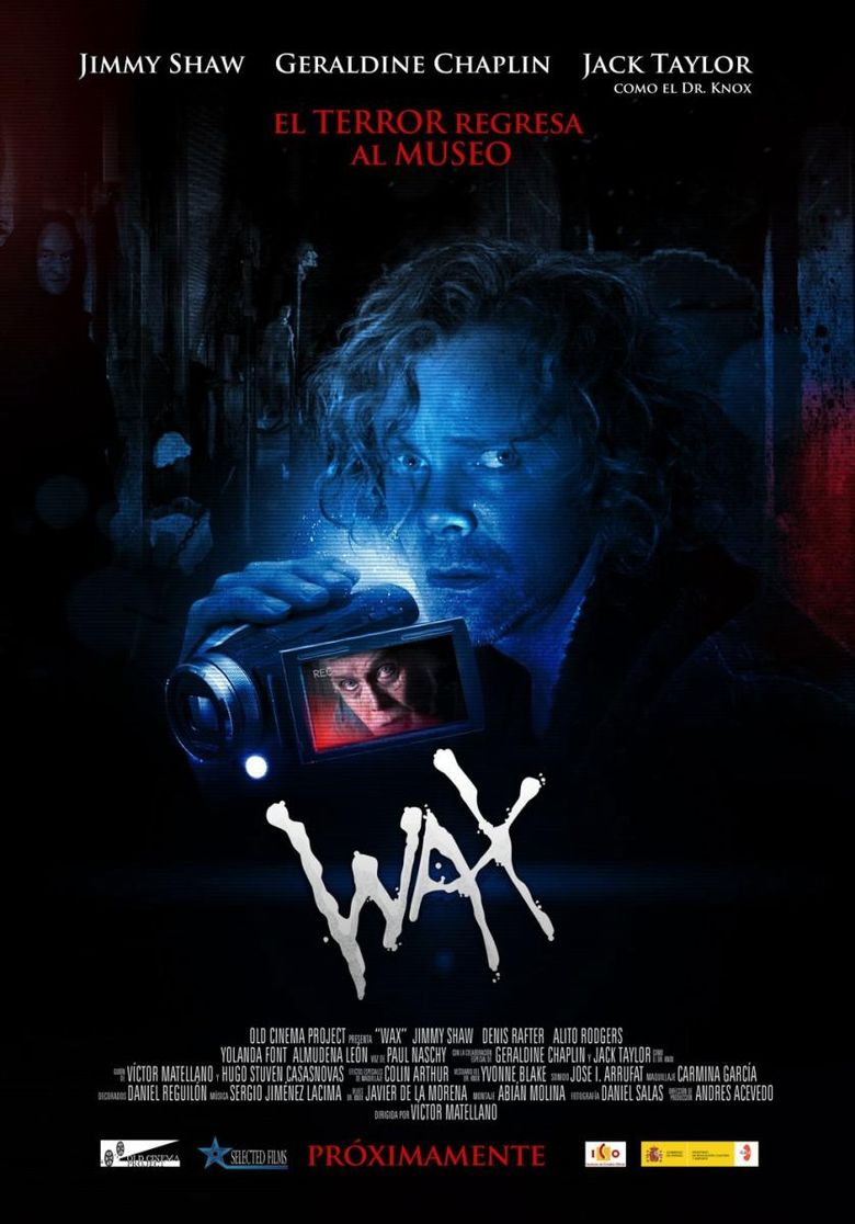 Wax Poster