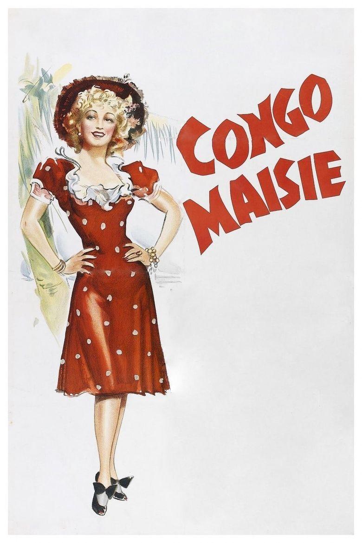Congo Maisie Poster