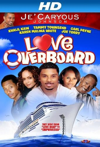 Love Overboard Poster