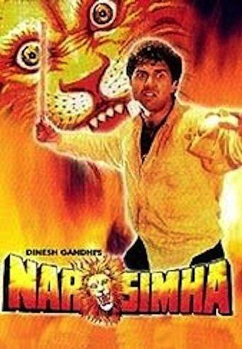 Narsimha Poster