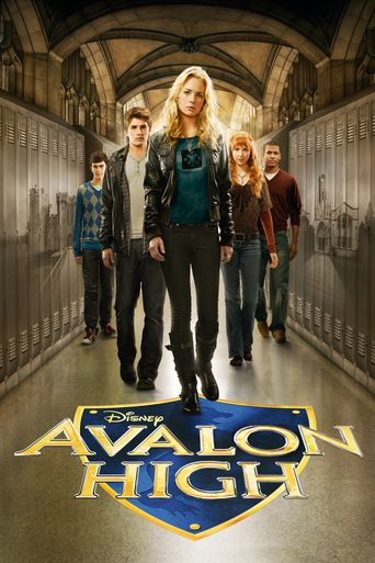 Avalon High Poster