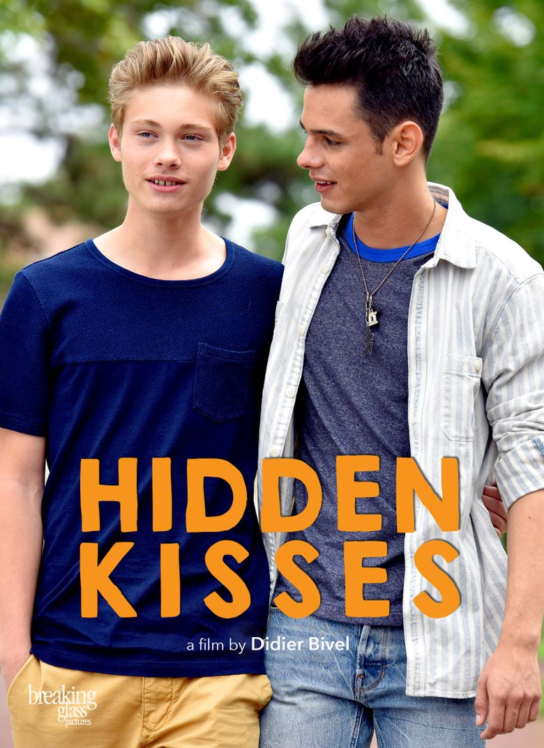Hidden Kisses Poster