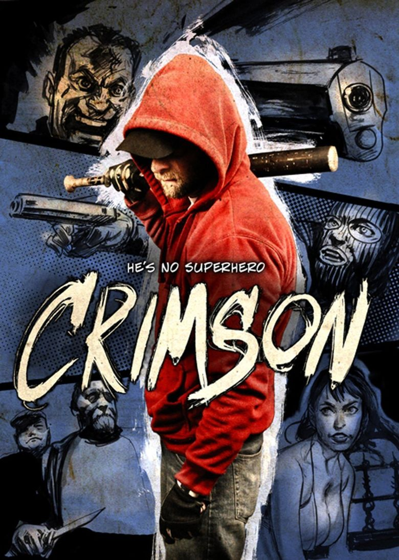 Crimson Poster