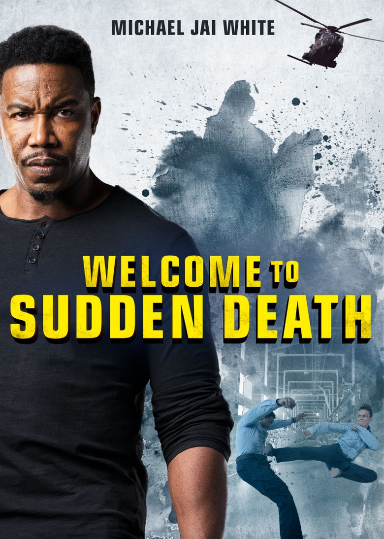 Welcome to Sudden Death Poster
