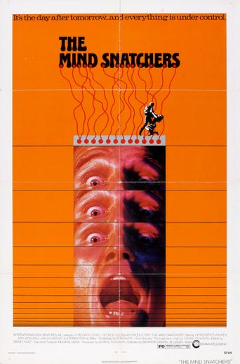 The Mind Snatchers Poster