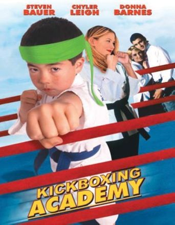 Kickboxing Academy Poster