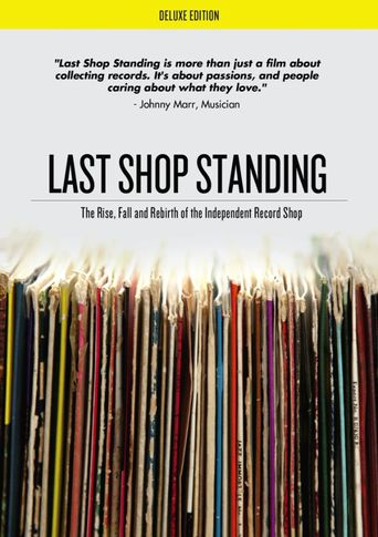 Last Shop Standing Poster