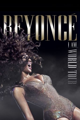 Beyoncé: I Am... World Tour Poster