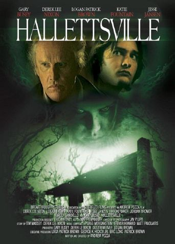 Hallettsville Poster