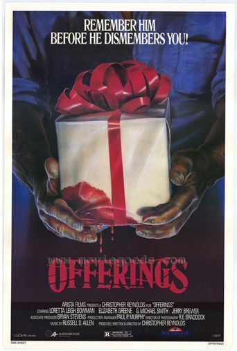 Offerings Poster